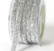 Variation #154518 of 3/8 Inch Metallic / Velvet Ribbon