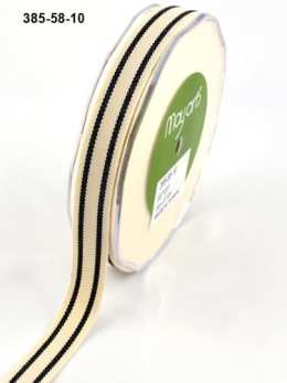 Variation #154610 of 5/8 Inch Cotton / Stripes Ribbon