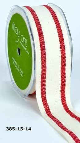 Variation #154808 of 1.5 Inch Cotton / Stripes Ribbon