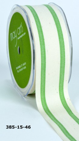 Variation #154813 of 1.5 Inch Cotton / Stripes Ribbon