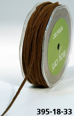 Variation #154708 of 1/8 Inch Suede / String Ribbon