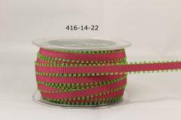 Variation #154931 of 1/4 Inch Grosgrain Ribbon w/ Picot Edge