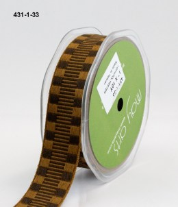 Variation #0 of 1 Inch Solid / Multi Stripes Ribbon