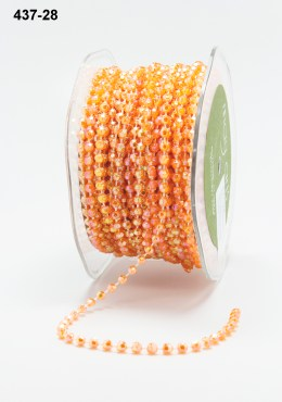 Variation #155178 of 4 Millimeter String Beads Ribbon