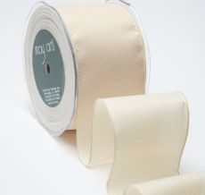 Variation #155339 of 2.5 Inch Woven / Wired Ribbon