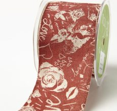 Variation #182166 of Hand Drawn Trend – 2.5 Inch Graffiti Love Ribbon