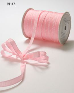 Variation #148671 of 3/8 Inch Grosgrain Stitched Edge Ribbon