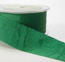 Variation #0 of 1.5 Inch Solid Wrinkled Ribbon