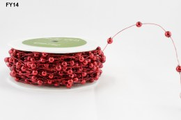 Variation #150105 of 3/16 Inch Beads/Wired Ribbon