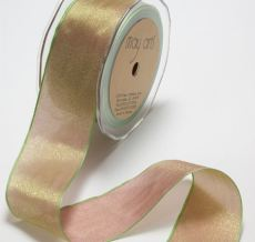 Variation #150974 of 1/2 Inch Woven Iridescent Ribbon