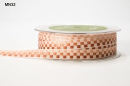 Variation #151405 of 3/8 Inch WOVEN CHECK Ribbon