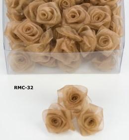 Variation #0 of RLC 72/BOX – 2″ SHEER ROSES Ribbon