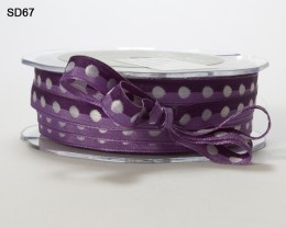 Variation #152597 of 3/8 Inch Solid Center Dot Ribbon