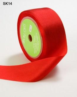 Red Silk Ribbon