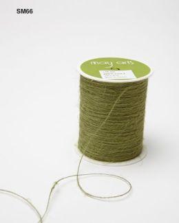 Sage Burlap String Ribbon