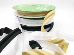 velvet center taffeta ribbons