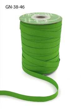 parrot green apple green grosgrain ribbon