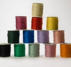 1 Millimeter Wired Colored String Cord Ribbon