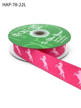 Hot Pink Unicorn Ribbon