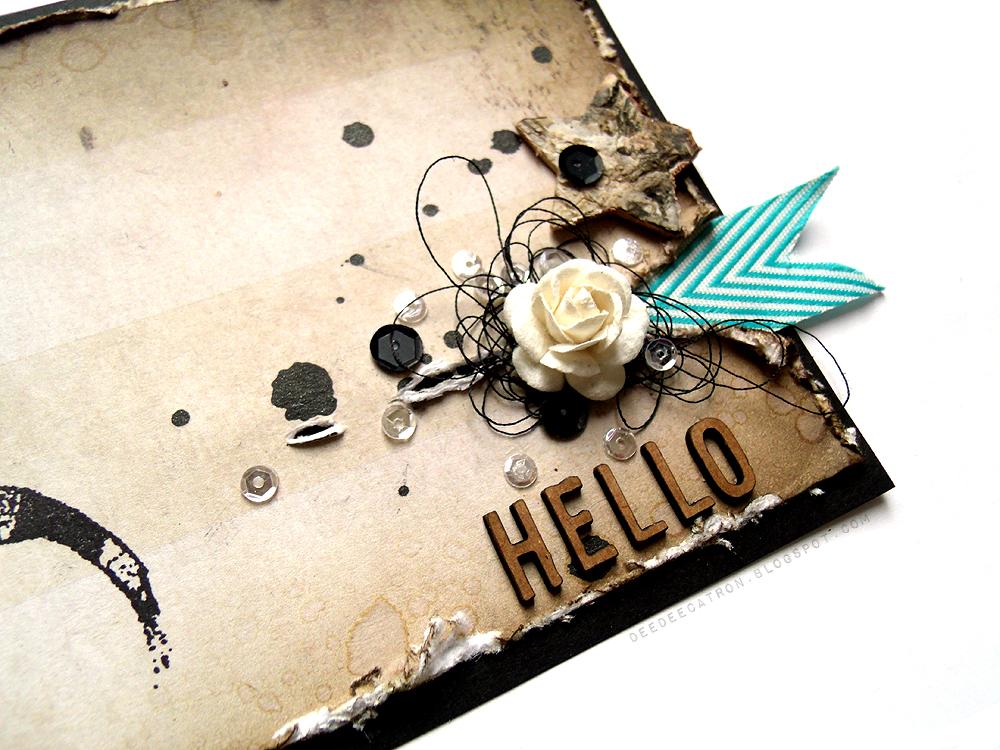 'Hello' Card