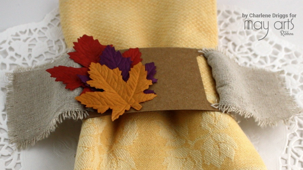 Holiday Napkin Rings / Place Cards