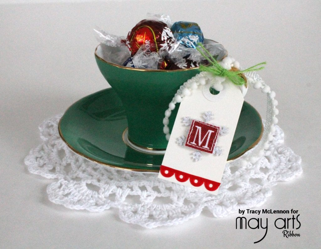 Vintage Tea Cup for Gifting Sweets