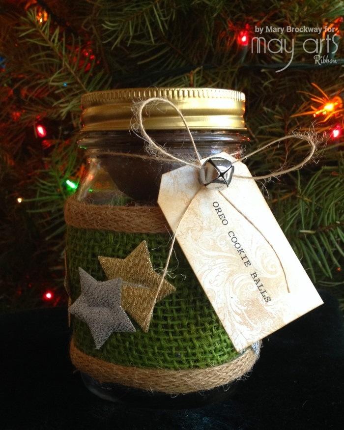 Gifting Sweet Treats with Mason Jars