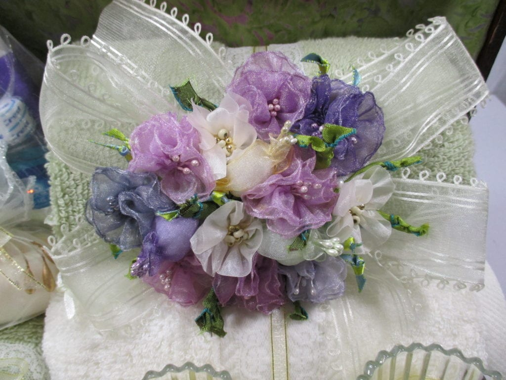 Ribbon Flower Bouquet