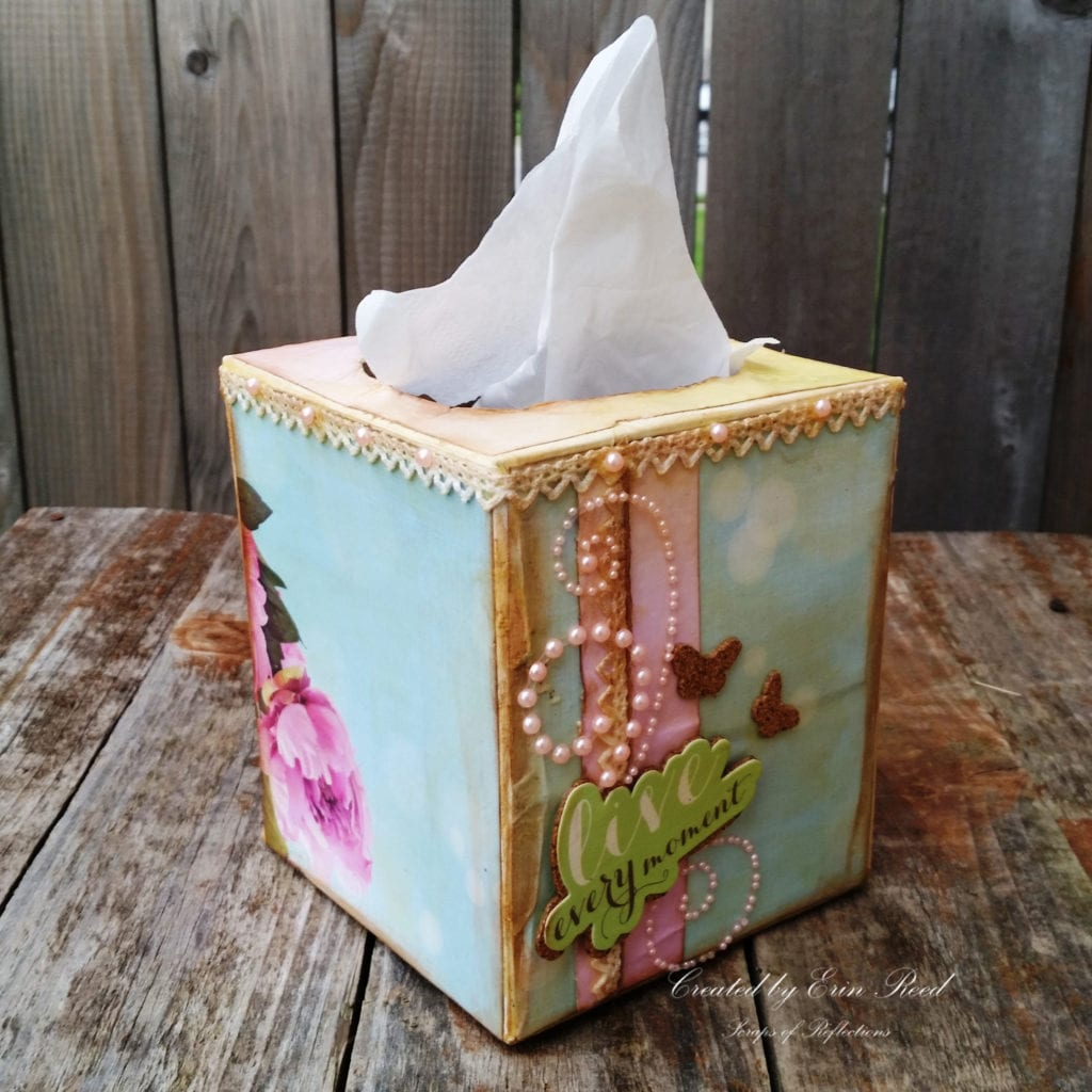 Elegant Tissue Box