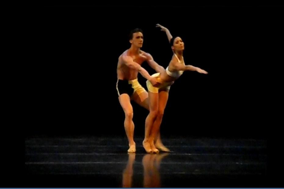 Elisa Carrillo, bailarina