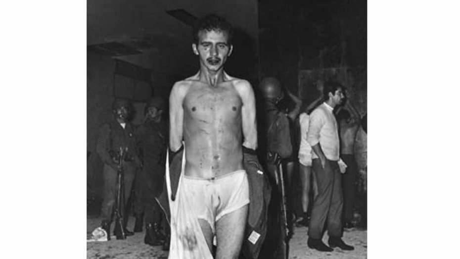 foto del 2 de octubre del 68 tlatelolco