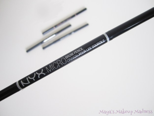 NYX - Micro Brow Pencil (Ash Brown)