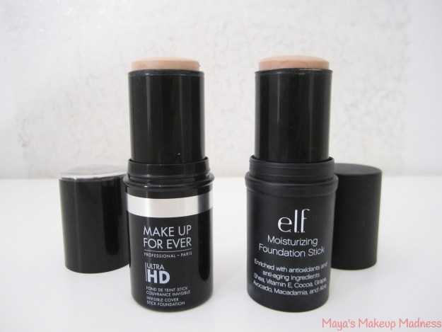 Battle of the Brands: Foundation Sticks