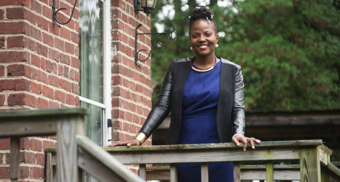 Angela Patton - CEO of Girls for a Change