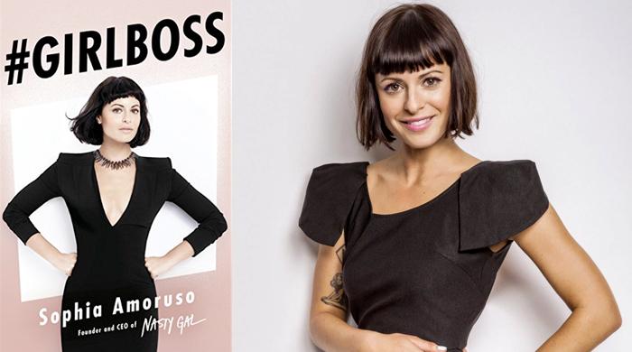 GirlBoss Sophia Amoruso
