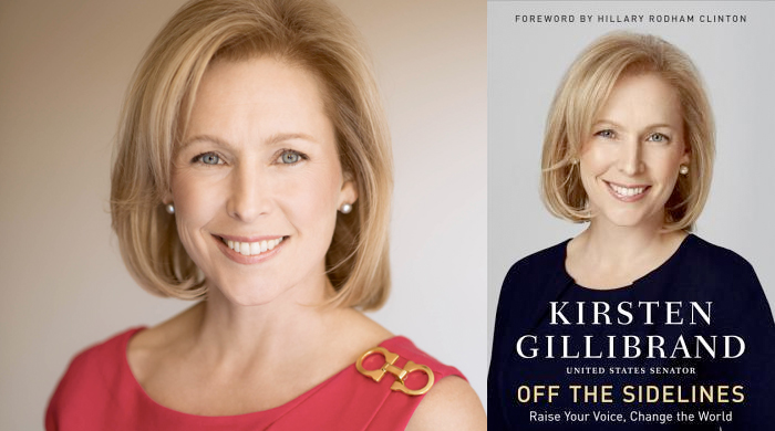 Off The Sidelines By Kirsten Gillibrand
