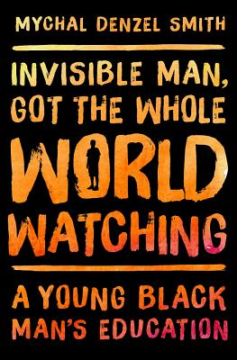 Invisible Man book cover