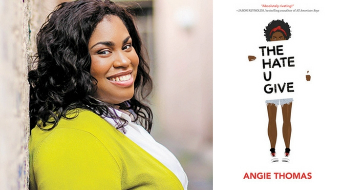 Book Review: The Hate You Give By Angie Thomas