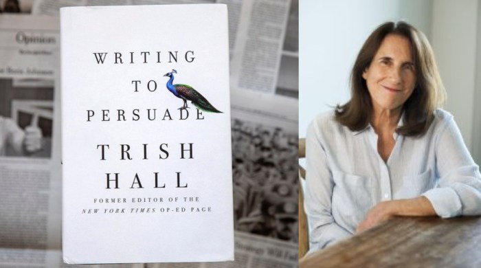 Writing To Persuade AUTHOR: Trish Hall