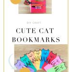 Cute Cat Bookmarks