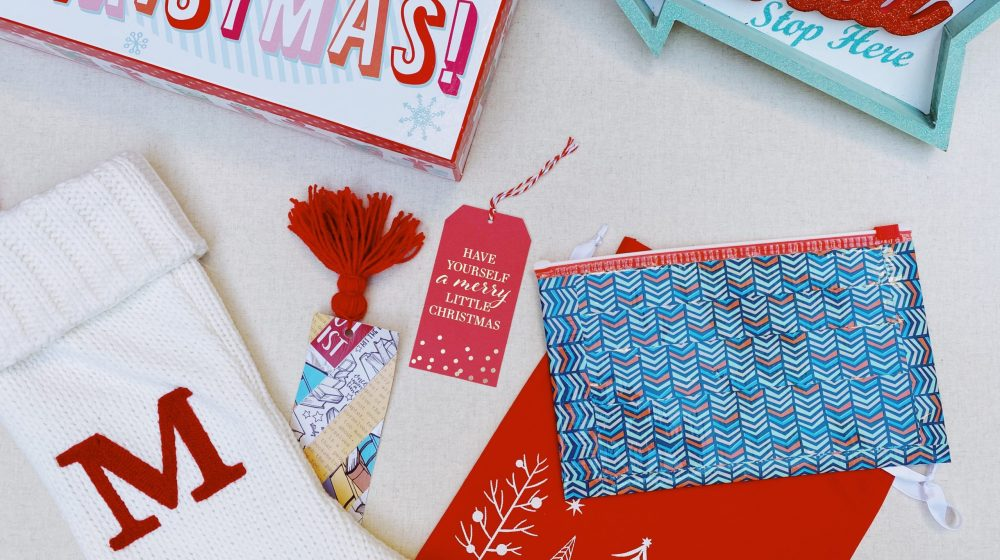 These 6 Easy Crafts Support Literacy and Make Great Stocking Stuffers