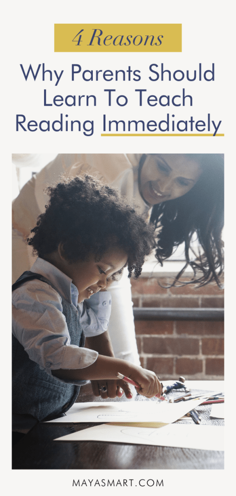 Parents Teach Reading