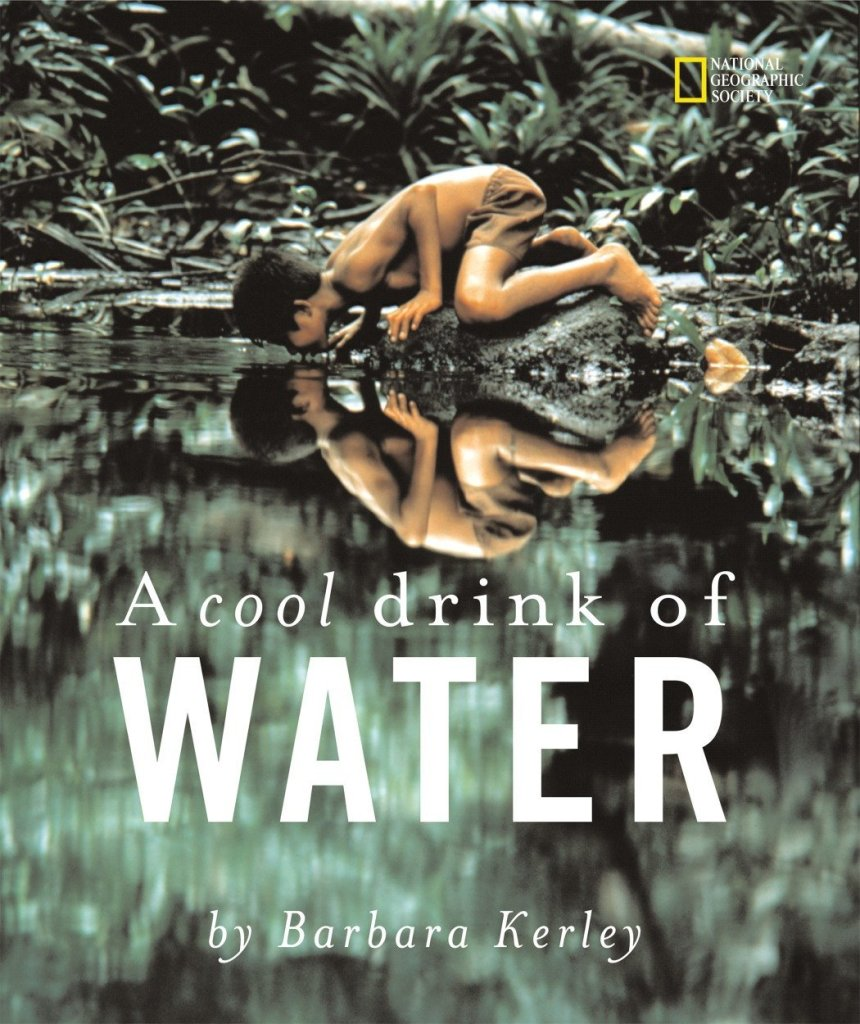 A Cool Drink of Water by Barbara Kerley book cover