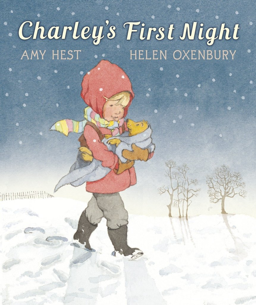 Charley's First Night by Amy Hest book cover