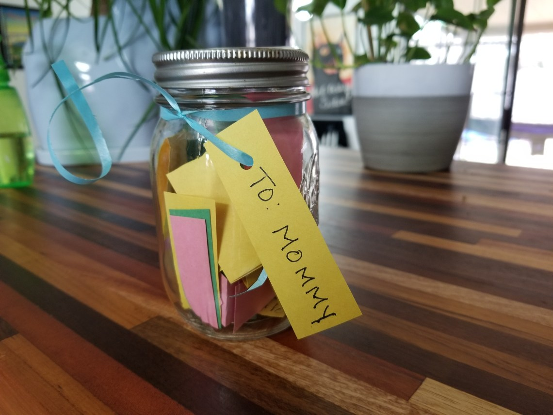 DIY Mother's Day Jar