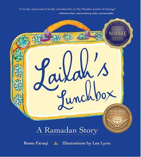 Lailah's Lunchbox A Ramadan Story by Reem Faruqi book cover