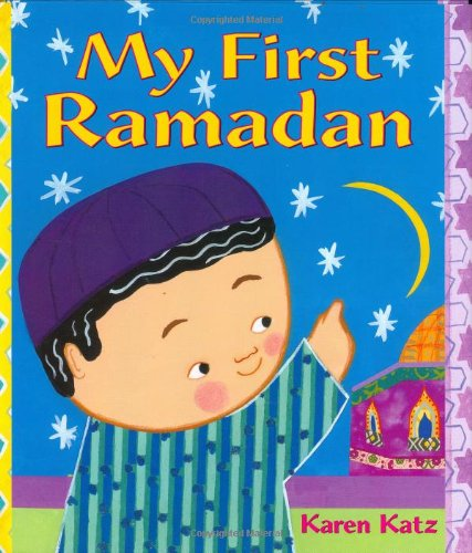 My first Ramadan by Karen Katz book cover