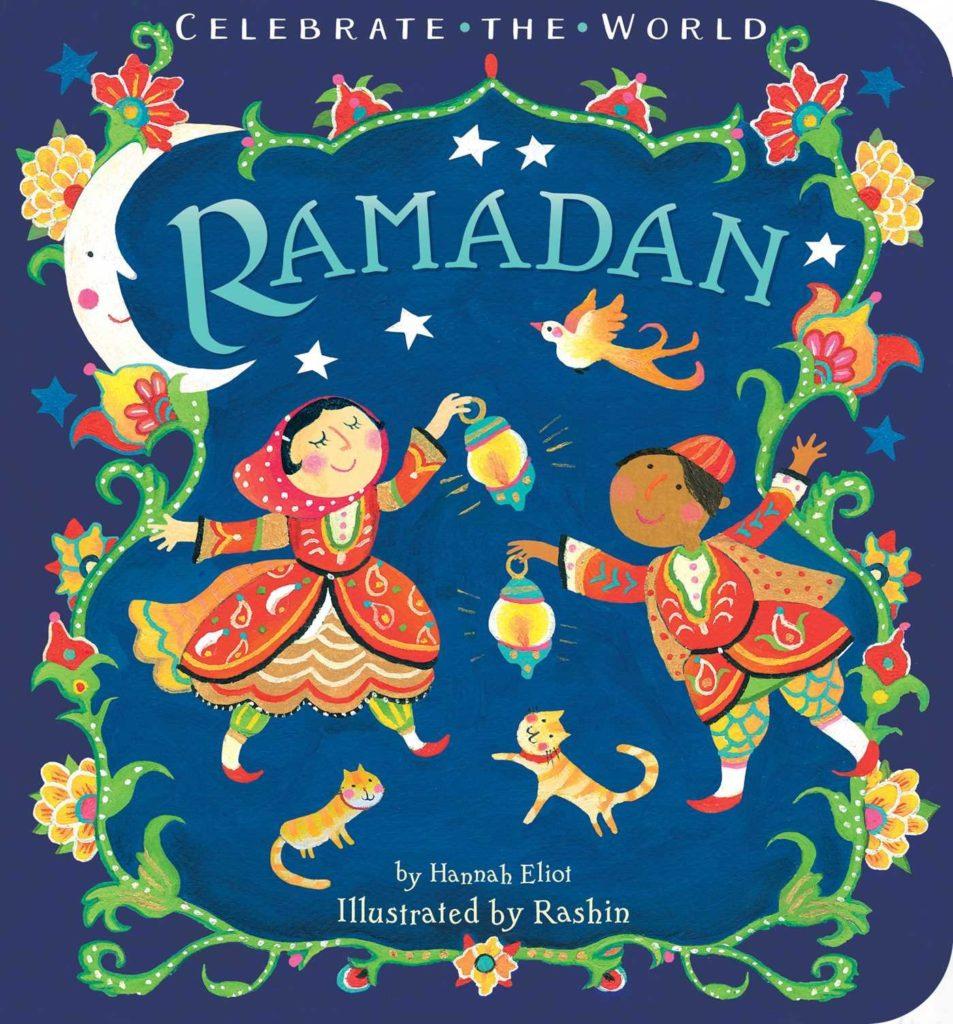 Ramadan by Hannah Eliot book cover