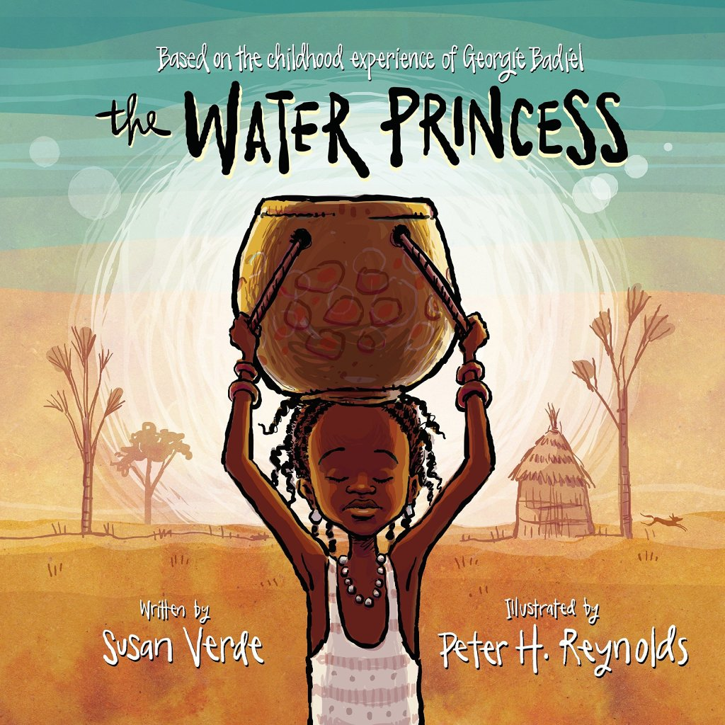The Water Princess by Susan Verde book cover