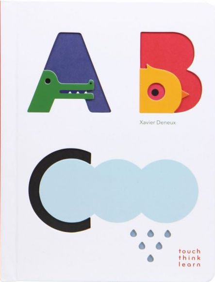 Touch Think Learn- ABC by Xavier Deneux
